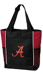 University of Alabama Tote Bag Red