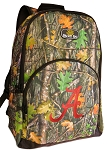 University of Alabama Backpack REAL CAMO DESIGN