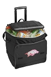 University of Arkansas Rolling Cooler Bag