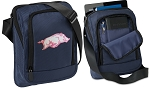 University of Arkansas Tablet or Ipad Shoulder Bag Navy