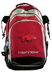 Arkansas Razorbacks Harrow Field Hockey Backpack Bag Red