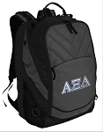 Alpha Xi Deluxe Laptop Backpack Black