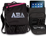 Alpha Xi Tablet Bags & Cases Pink