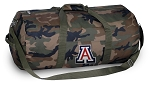 Arizona Wildcats Camo Duffel Bags