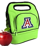 Arizona Wildcats Lunch Bag Green