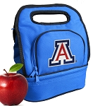 Arizona Wildcats Lunch Bag Blue