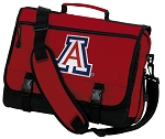 Arizona Wildcats Messenger Bag Red