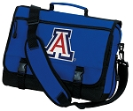 Arizona Wildcats Messenger Bag Royal