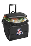 Arizona Wildcats Rolling Cooler Bag