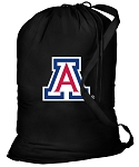 Arizona Wildcats Laundry Bag Black