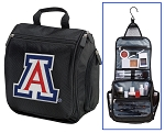 University of Arizona Toiletry Bag or Arizona Wildcats Shaving Kit Travel Organizer for Men