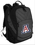 Arizona Wildcats Deluxe Laptop Backpack Black