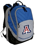 Arizona Wildcats Deluxe Laptop Backpack Blue