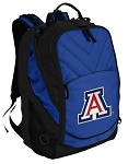 Arizona Wildcats Deluxe Computer Backpack Blue