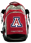 Arizona Wildcats Harrow Field Hockey Backpack Bag Red