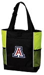 Arizona Wildcats Tote Bag COOL LIME