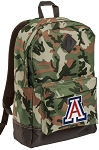 Arizona Wildcats Camo Backpack