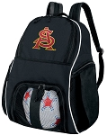 ASU Ball Backpack Bag