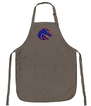 Boise State Deluxe Apron
