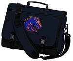 Boise State Messenger Bag Navy