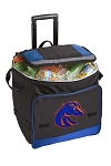 Boise State Rolling Cooler Bag Blue