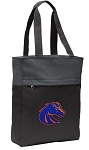 Boise State Tote Bag Everyday Carryall Black
