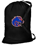 Boise State Laundry Bag Black