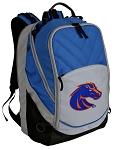 Boise State Deluxe Laptop Backpack Blue