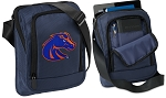 Boise State Tablet or Ipad Shoulder Bag Navy