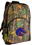 Boise State Backpack REAL CAMO DESIGN