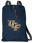 UCF Cotton Drawstring Bag Backpacks Cool Navy