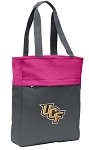 UCF Tote Bag Everyday Carryall Pink