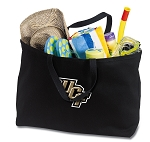 UCF Jumbo Tote Bag Black