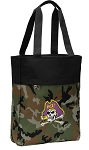 ECU Pirates Tote Bag Everyday Carryall Camo