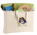 ECU Pirates Jumbo Tote Bag