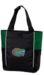 Florida Gators Tote Bag Hunter Green