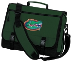 University of Florida Messenger Bag Green