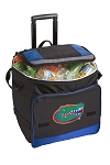Florida Gators Rolling Cooler Bag Blue