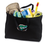 University of Florida Jumbo Tote Bag Black