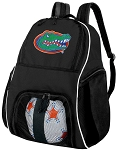 University of Florida Soccer Backpack or Florida Gators Volleyball Bag For Boys or Girls