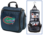 Florida Gators Cosmetic Bag or Shaving Kit Travel Bag Blue