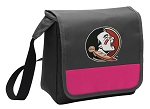 FSU Lunch Bag Cooler Pink
