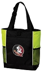 FSU Tote Bag COOL LIME