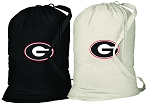 Georgia Bulldogs Laundry Bags 2 Pc Set