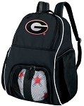 University of Georgia Soccer Backpack or Georgia Bulldogs Volleyball Bag For Boys or Girls