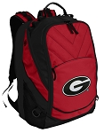 Georgia Bulldogs Laptop Computer Backpack