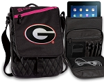 Georgia Bulldogs Tablet Bags & Cases Pink