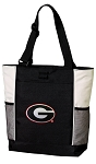 Georgia Bulldogs Tote Bag W