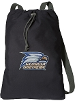 Georgia Southern Cotton Drawstring Bag Backpacks