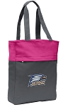 Georgia Southern Tote Bag Everyday Carryall Pink